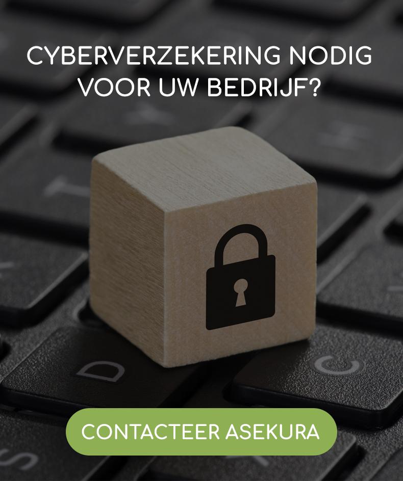 cyber insurance voor bedrijven